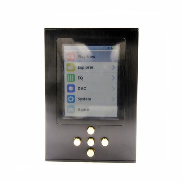 100% New DIY Zishan DSD Professional Lossless Music MP3 HIFI fever portable lossless music player AK4490 DSD hard solution