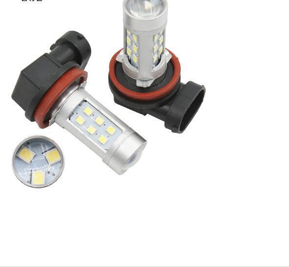 9005 9006 2835 21SMD Car LED Bulb brake light Parking DRL Turn signal 10w white 12V