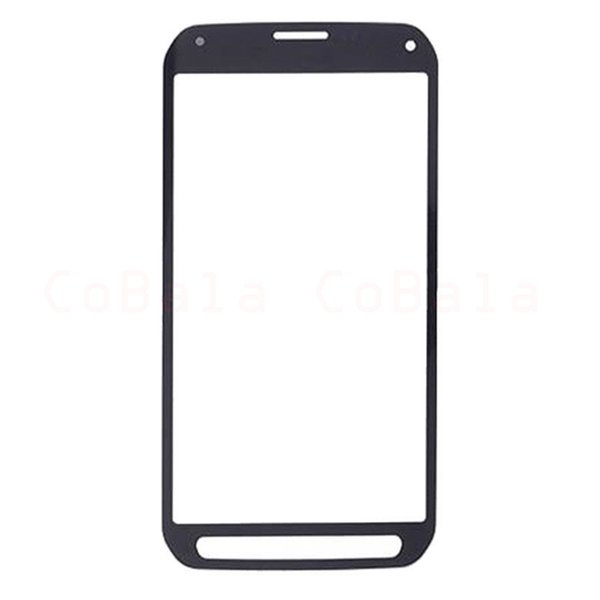 """50Pcs For Samsung Galaxy S5 Active G870A G870 Front Glass Lens 5.1"""" Touch Screen Outer Panel Free DHL"""