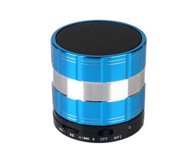 S26 Mini Wireless Bluetooth Speaker Wireless Hand-free Subwoofers Speakers Heavy Bass MP3 Player support MIC TF Card Cheap Bluetooth Speaker