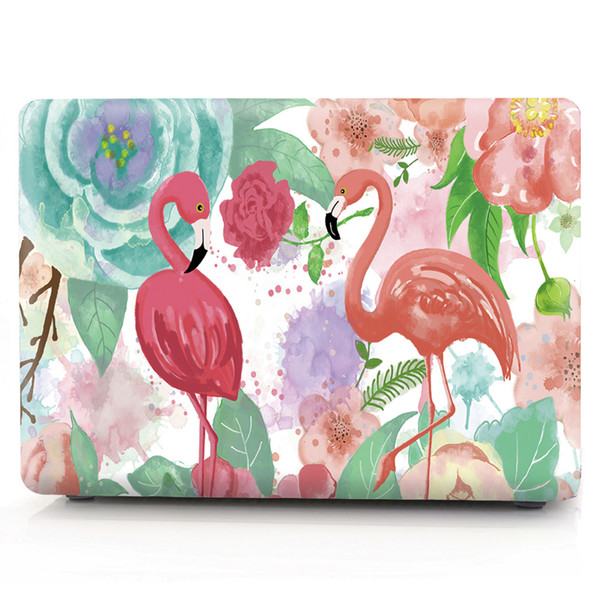 hrh-x-37 Oil painting Case for Apple Macbook Air 11 13 Pro Retina 12 13 15 inch Touch Bar 13 15 Laptop Cover Shell