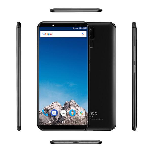 Мобильный телефон Vernee X1 4G 6,0 дюйма 6GB RAM 64GB ROM Android 7.1 Octa Core 16MP четыре камеры 9V 2A быстрая зарядка Face ID 18:9 FHD