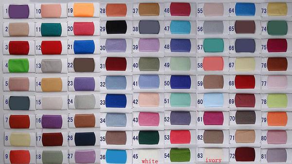 Su ordine dalla tabella di colore
