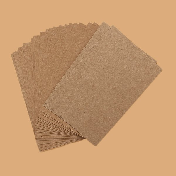 Blank greeting cards wholesale coupons promo codes deals 2018 20 100 pcs classic blank greeting card kraft paper blank postcards diy hand painted party supplies wedding favors m4hsunfo