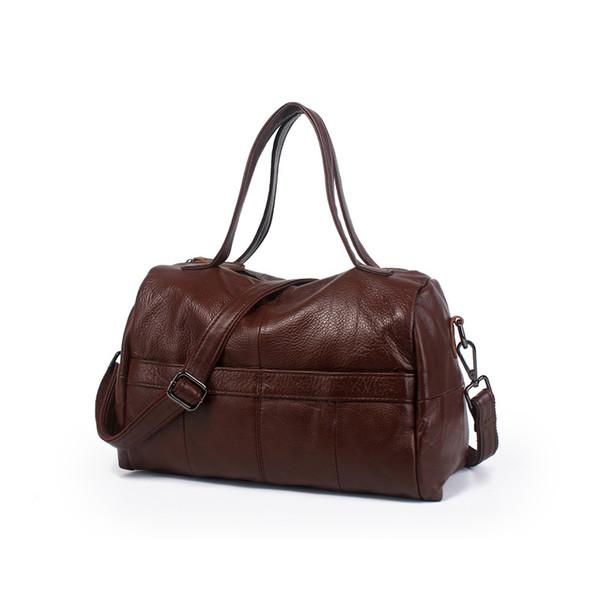 Pyaterochka Brand Crossbody Bags for Women Black Grey Brown Genuine Leather Bag Luxury Shoulder Bags Pillow Patchwork Handbags