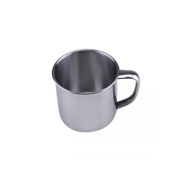 250Ml Stainless Steel Coffee Tea Cup Camping Travel Diameter 7cm Beer Milk Espresso Insulated Shatterproof Children Cup wen6879