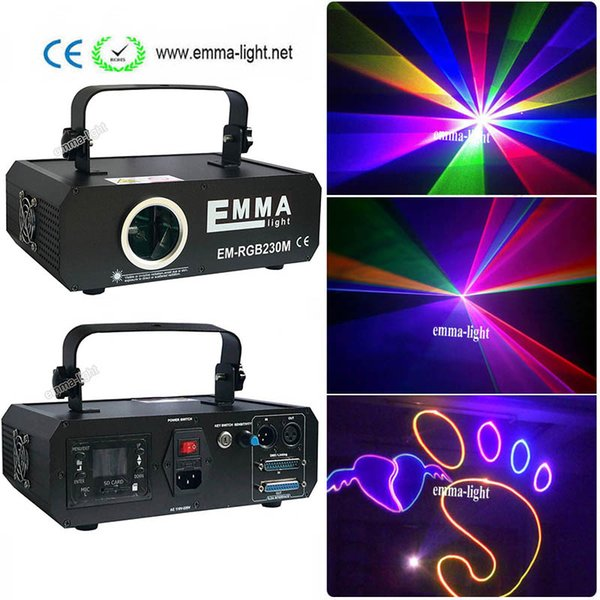 Mini Black Shell Portable Red Green Blue 1w Rgb Laser Projector Lights DJ KTV Home Xmas Party Dsico led Stage Lighting