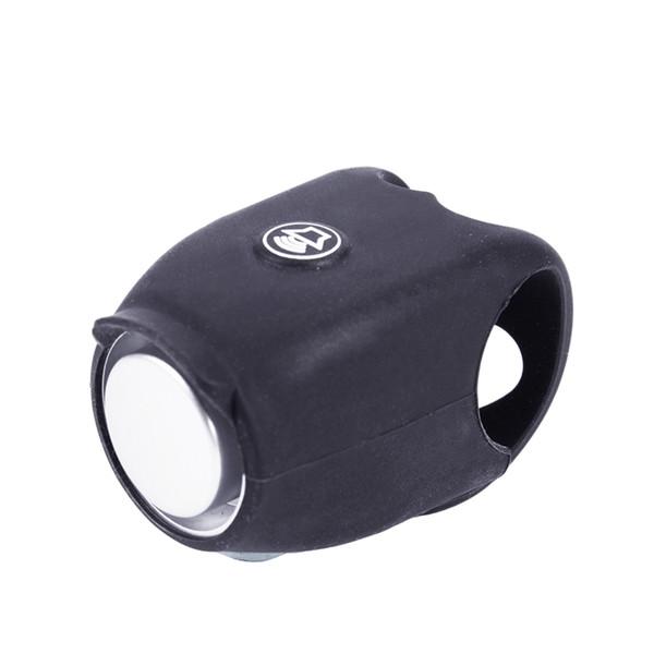BMDT-Cycling Electric Horn MTB Bike Road Bicycle Handlebar Alarm Bell Ring black