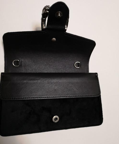 Самый последний модельер, сумка дам, неподдельная кожа, сумка плеча бархата, верхняя рука с высококачественным.