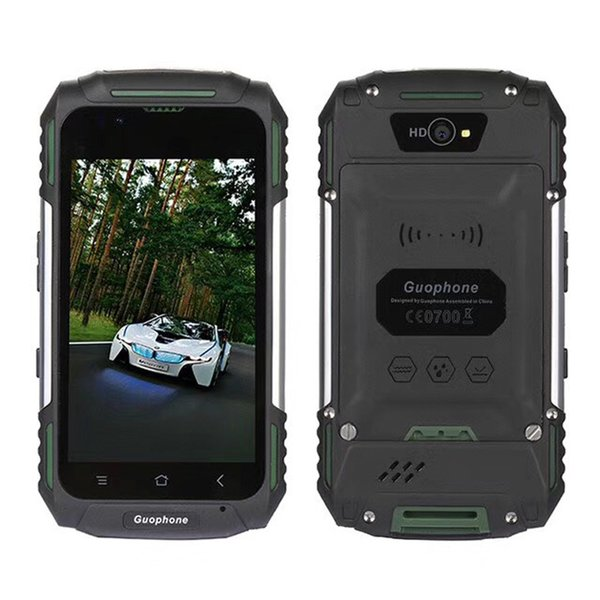 """GuoPhone V8+ V88 4.0"""" Android Phone MTK6580 Quad Core Android 5.1 3G WCDMA GPS 1GB RAM 8GB ROM Waterproof Shockproof SmartPhone"""