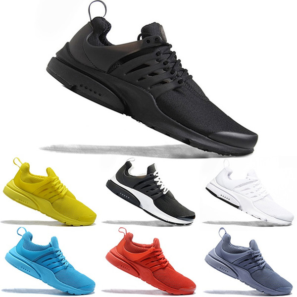 cheap lower price with amazing selection Großhandel Nike Air Max Presto Airmax PRESTO 5 BR QS Männer Frauen  Laufschuhe Triple Schwarz Weiß Gelb Rot Günstige Herren Sport Sport Sneaker  Größe ...