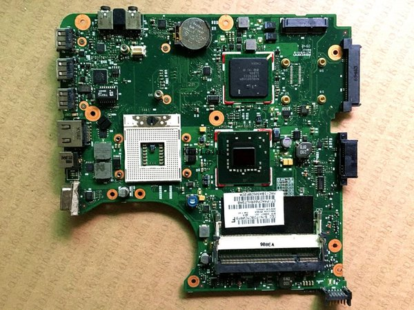 538407-001 For HP  CQ510 610 laptop motherboard Intel GLE960 ddr2 Free Shipping 100% test ok