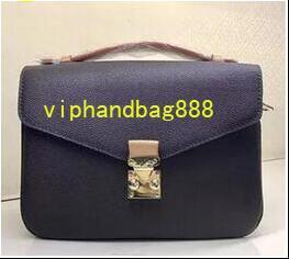 2018 Nuove donne di alta qualità Messenger bag in pelle da donna borsa pochette borse a tracolla Metis borse a tracolla 40780 41465