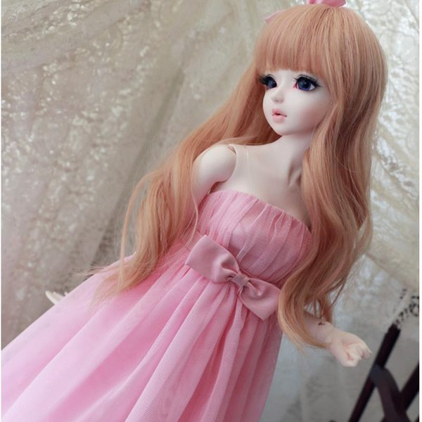 2015 vente chaude SD BJD poupée accessoires de mode belle robe de vêtements 1/3 1/4 BJD robe