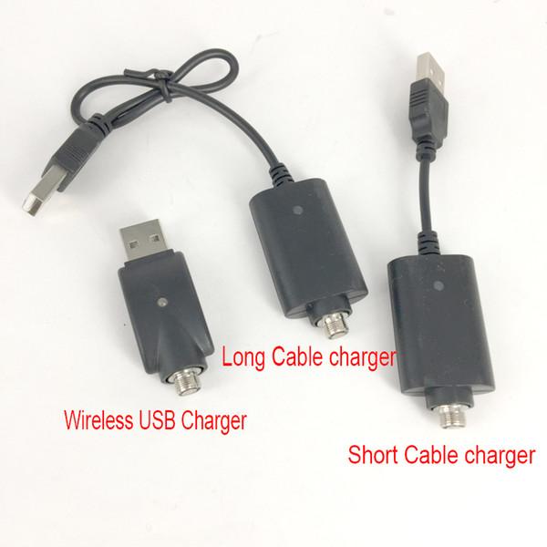 Macho 510 hilo USB cable inalámbrico cable cargador para ecig batería brote táctil vape pluma batería o pluma CE3 G2 atomizador