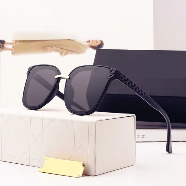 2018 High Quality Brand Sun glasses mens Fashion Evidence Sunglasses Designer Eyewear For mens Womens Sun glasses new glasses 5 color 0041