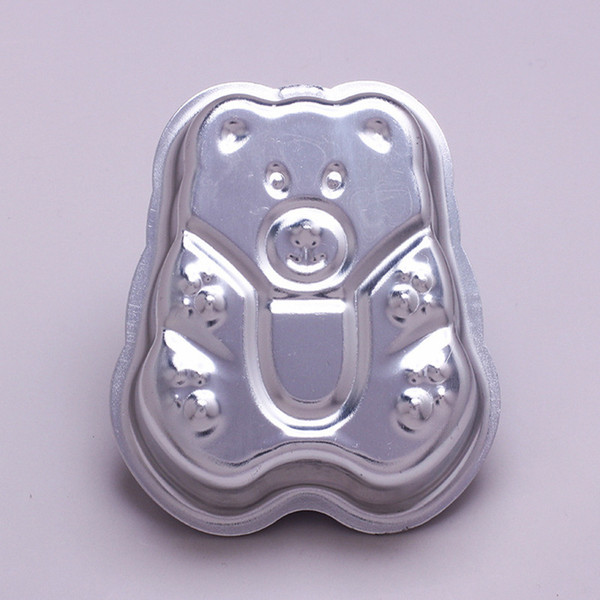 100pcs Little Panda Bear Shape Sandwich Bread Cake Candy Mould DIY Mold Cookie Biscuit Cutter fast shapping jc-013