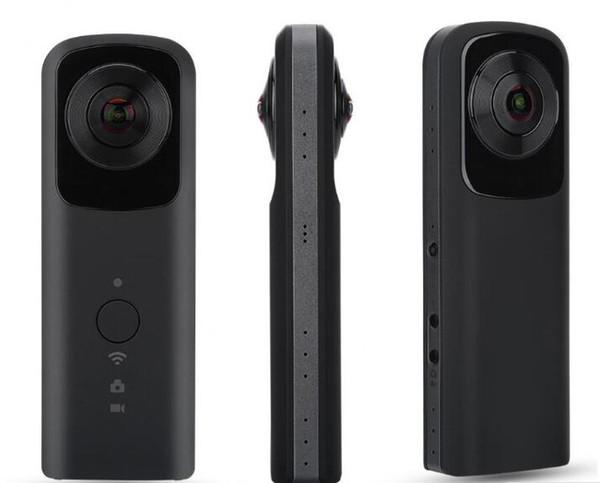 poignée 720 degrés panorama caméra wifi ip moniteur maison sauvegarde