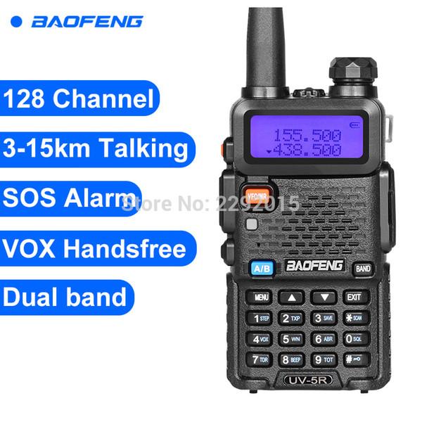 Baofeng 5R Walkie Talkie UV 5R Two Way Radio UV5R Strong