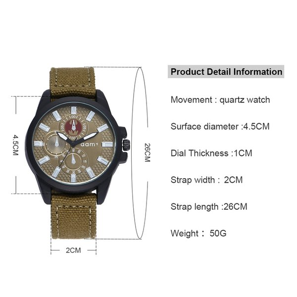 Men's Watch New Nylon Sports Band  Wristwatch Honeycomb Dial Simple Scale Analog Dial Quartz Watch Casual Male Clock