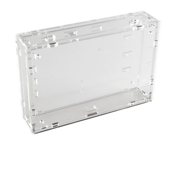 WeiKdez 10PCS One set Transparent Box Case Shell for Arduino UNO R3