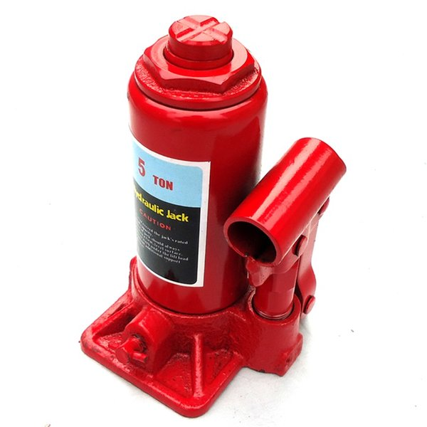 Neue Hand Lifting Repairing Tools 5 Ton Druck Vertikale Hydrauic Jack Car Supplies Hydraulische Vertikale Bottle Jacks Hohe Qualität 36yq aa
