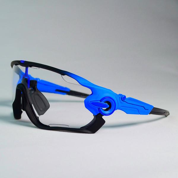 JBR Photochromic Cycling Glasses Men Women Sports MTB Mountain Road Bike Bicycle Cycling Sunglasses Eyewear UV400 jaw