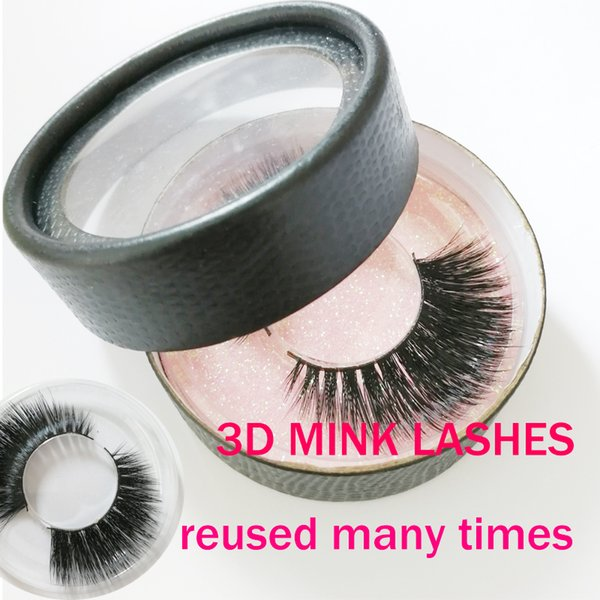private labelling false eyelashes crisscross Mink Eyelashes 3D Mink Hair Lashes False Eyelash 3D natural hair Eyelashes custom package gr69