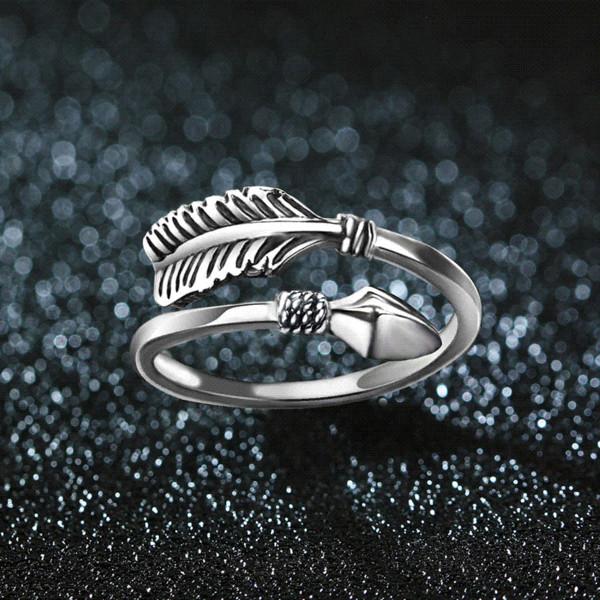 USA vendeur Celtique Design Anneau Argent Sterling 925 Meilleur Prix Bijoux Rose