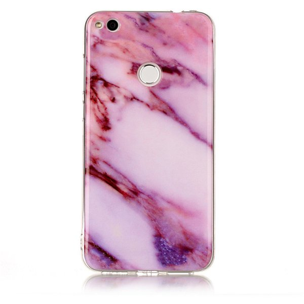 Skin For Huawei Honor 9 10 Lite 7C 7A Y7 Prime Nova 2S Cover TPU IMD Case Soft Gel Rubber Plastic Silicone Y3 Y5 Y6 2018 Stone Marble Shell
