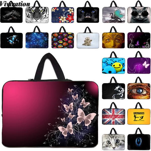 Viviration Women Laptop Cover 17.3 17 15 13 12 10 14 11.6 Inch Notebook Computer Bag Pouch Bolsas For Chuwi Hi10/MacBook Air 11
