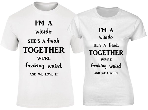 Weird Couple Shirts 5