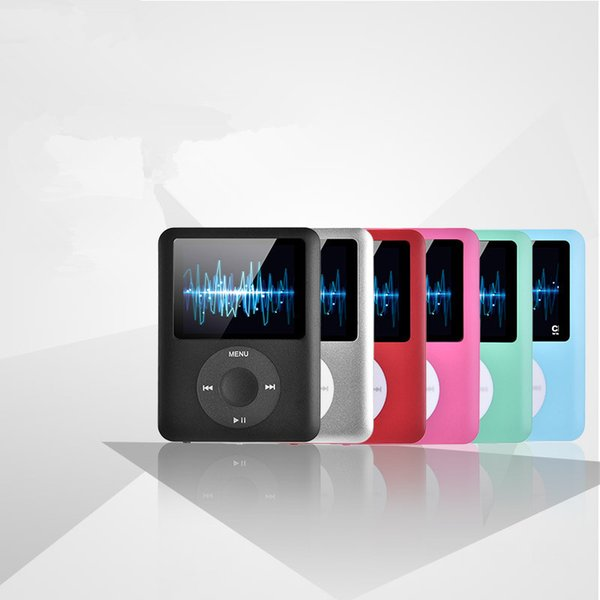 Slim 1.8inch LCD MP3 MP4 Player High Quality mp3 Player Support 8GB Micro SD Memory Card Video Photo Viewer eBook Read