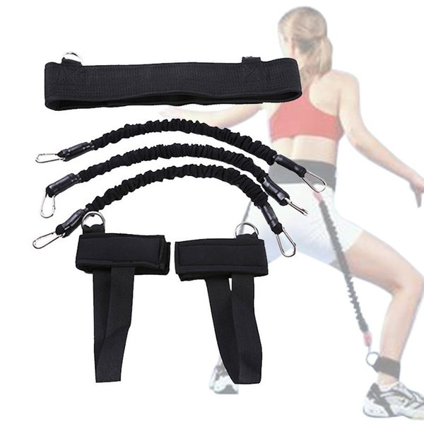 XC 50LB Jumping Trainer to Exerice Leg Muscle Basketball Jumping Rope For Basketball Jack Fitness Workout Equipment
