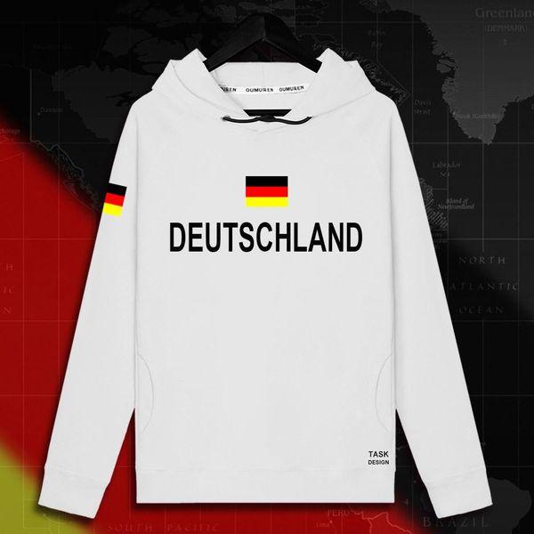 cheap for discount 5196a 9de50 2019 Germany Deutschland German DE Mens Hoodie Pullovers Hoodies Men  Sweatshirt Thin New Streetwear Clothing Jerseys Tracksuit Nation From  Haodei, ...