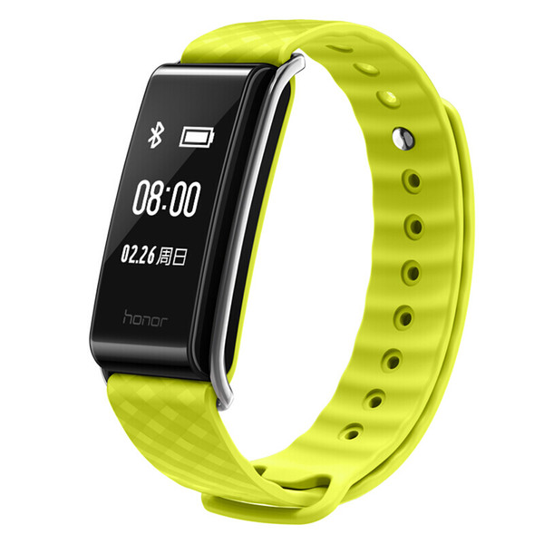 Original HUAWEI Band A2 Band Smart Polsband Slaap Hartslagmeter Armband Fitness Tracker IP67 Bluetooth OLED Voor Android iOS