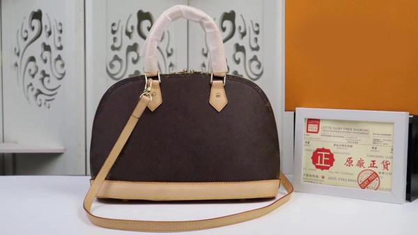 Klasik tarzı kadın omuz çantası Rahat moda Küçük parti paketi çanta Çiçek çanta 53151 iki boyutu