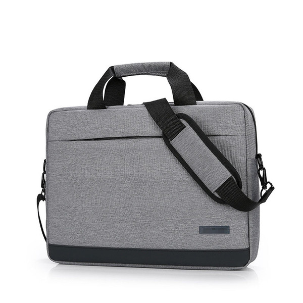"""High Quality Laptop Briefcases Unisex Solid Waterproof Shoulder Bag Bussiness Men & Women Notebook Bags for 14""""15""""15.6"""" Macbook"""