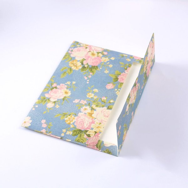 10pcs/set Vintage Floral Mini Envelope Chinese Style Paper Envelopes for Card Scrapbooking Gifts Letter Wedding Invitations