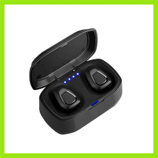 best selling A7-TWS waterproof wireless sports headset headphone Blue tooth earphone with charging box for phone X