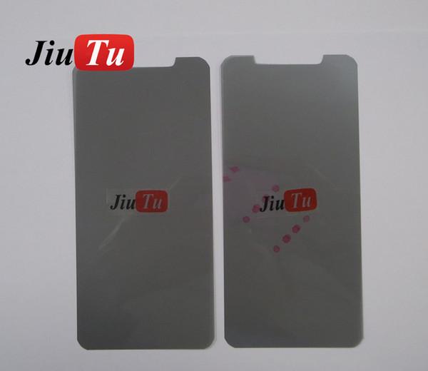 100pcs Wholesale Polarizing film Replacement For iPhone X LCD Polarizer Film Polarization Light Film Jiutu Brand