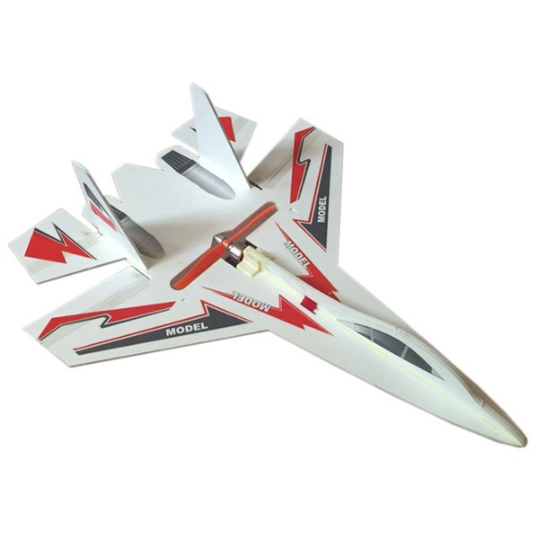 Высокая скорость привела радиоуправляемого самолет су 27 модели RC струи 6ch дистанционного управление самолетом разбиться резистентным пенополистирол гса планер игрушки