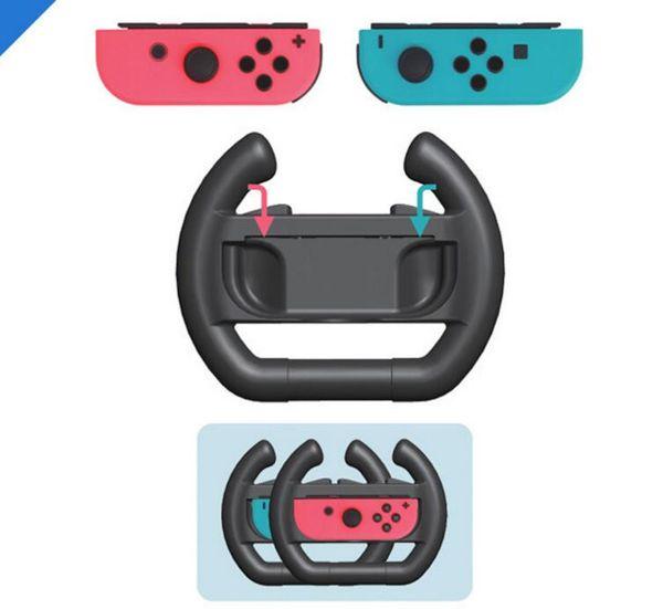 new arrival Left Right Joystick Joy-Con Handle Grip hand Holder Steering Wheel For Nintendo Nintend Switch Joy-Con NS NX Controller