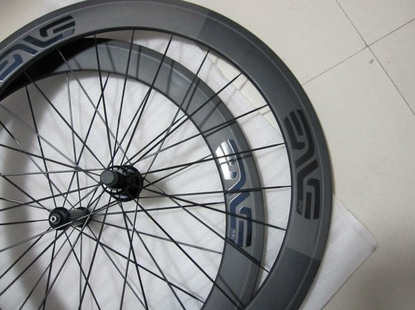 bob ENV GLOSSY STICKERS 60MM Carbon Road Wheels carbon cycling bicycle wheels and racing cycling wheelset