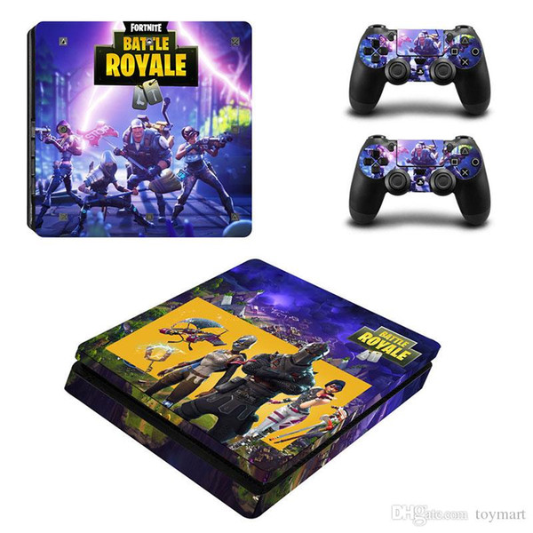 Fortnite Ps4 Slime Stickers System Console And Controllers 13 Types