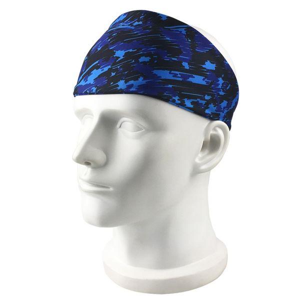 Nice! Outdoor Sport Headband Men & Women Overgrip Anti-Sweat Quick-dry Sweatband Breathable Tennis Fitness Running Bandage im