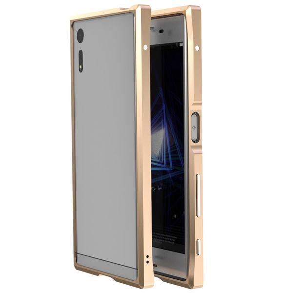 Premium Sottile Custodia in Alluminio Cover Paraurti per IPHONE