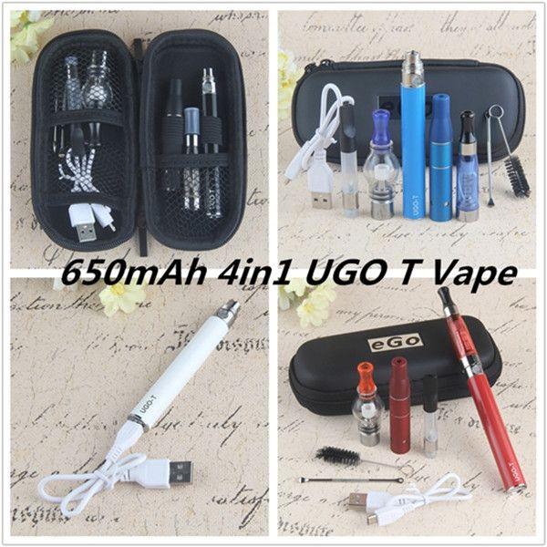 650mAh UGO-T 4in1 Vape Pen