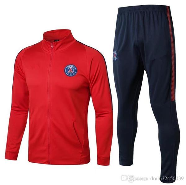 Allenamento PSG vesti