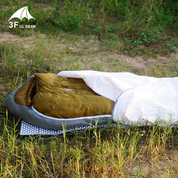 3f ul gear Tyvek sleeping bag cover liner waterproof Bivy bag 180*80cm